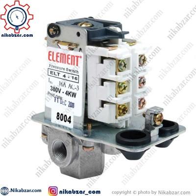 پرشرسوئیچ المنت ELEMENT مدل ELT-4