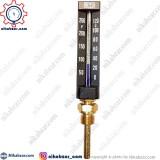 ترمومتر الکلی اس تی ST اتصال عمودی 0 تا 120 درجه