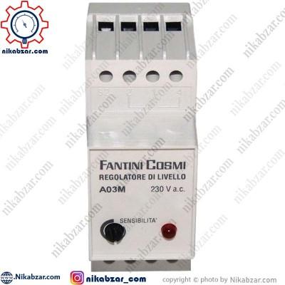لول کنترل الکترونیکی فانتینی FANTINI COSMI A03M