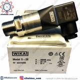 پرشر ترانسمیتر ویکا WIKA مدل S 20