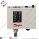 پرشرسوئیچ دانفوس Danfoss KP1 Manual Reset