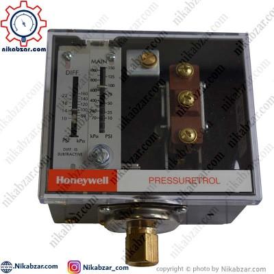 مشخصات قیمت و خرید پرشرسوئیچ هانیول Honeywell مدل L404F