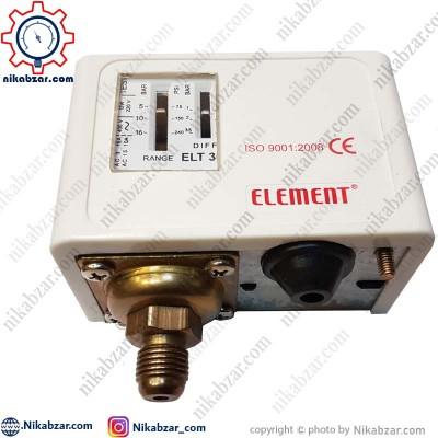 مشخصات قیمت و خرید پرشرسوئیچ المنت ELEMENT مدل ELT 36