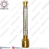 ترمومتر الکلی پکنز PAKKENS اتصال افقی 20- تا 60+ درجه