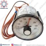 ترمومتر ترموستات WIKA ویکا 350 درجه مدل SC1560