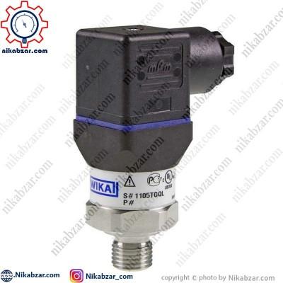 پرشر ترانسمیتر سنسور فشار ویکا WIKA مدل A-10