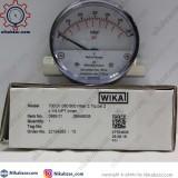 گیج اختلاف فشار WIKA ویکا 600 میلی بار مدل 700.01